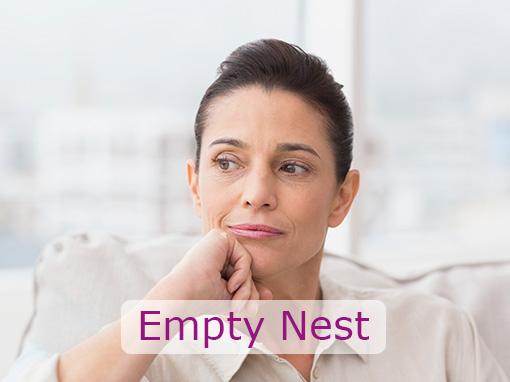 women empty nesters