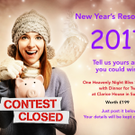 2017 New Year's Resolutions Competition